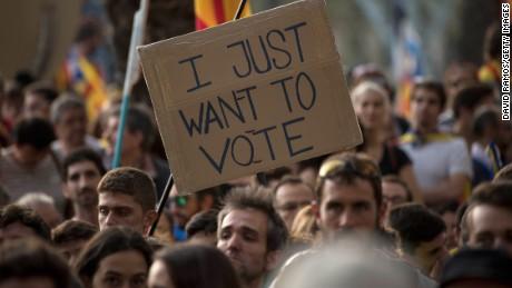 vote catalonia